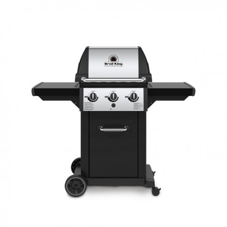 Grill gazowy Monarch 320 black
