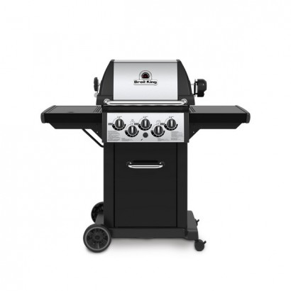 Grill gazowy Monarch 390 black